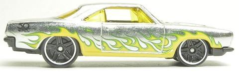 '68プリムス・バラクーダ フォーミュラS (6)