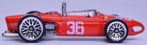 フェラーリ156 (5)