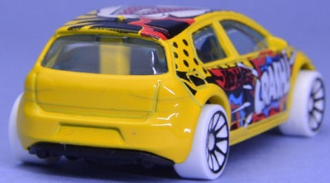 VolkswagenGOLFMK7(ARTCARS) (3)