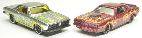 '68プリムス・バラクーダ フォーミュラS (11)