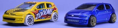 VolkswagenGOLFMK7(ARTCARS) (12)