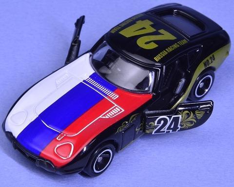 トヨタ2000GT ロシア国旗タイプ (12)