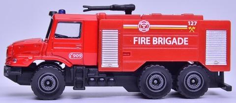 メルセデス・ベンツ ゼトロス消防車 (4)