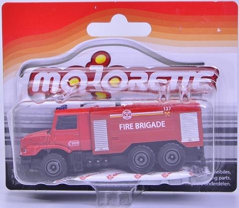 メルセデス・ベンツ ゼトロス消防車 (1)
