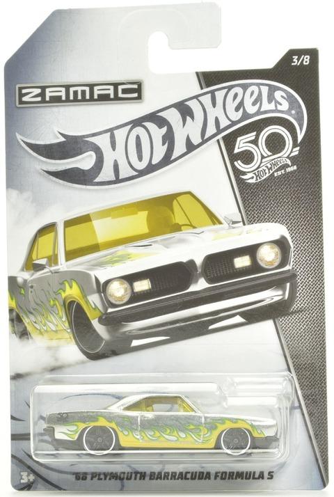 '68プリムス・バラクーダ フォーミュラS (1)