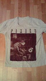 PIXIESのTシャツ
