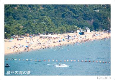 瀬戸内海の夏1