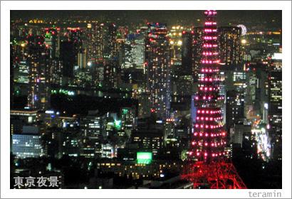 東京夜景写真2