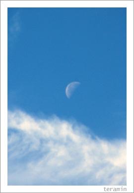 青い空と白い雲と5
