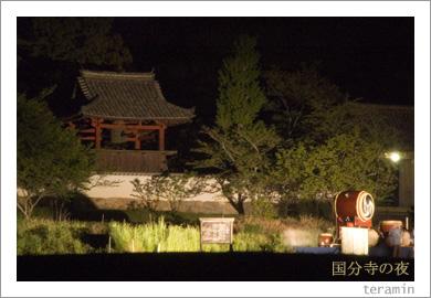 備中国分寺の夜2