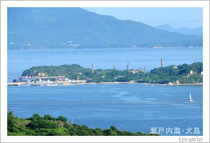 瀬戸内海・犬島 写真2