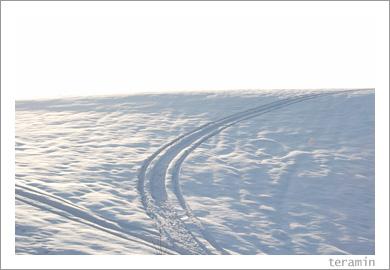 蒜山雪景色2