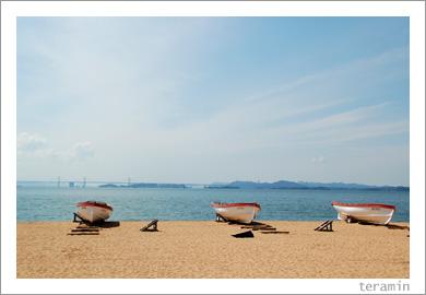 渋川海岸1