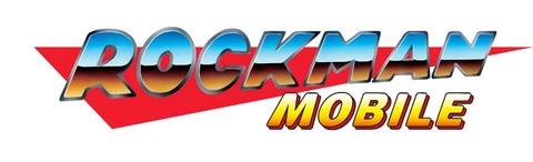 ロックマンモバイルロゴ
