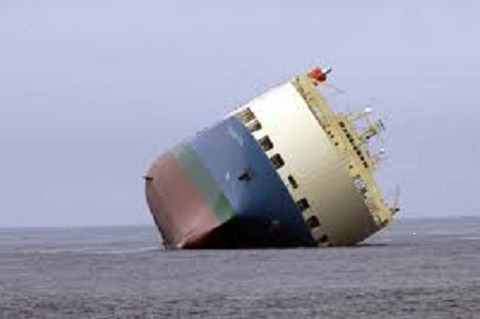 座礁船600に拡大