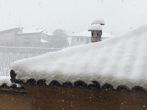 屋根雪800