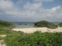 岩と浜50%
