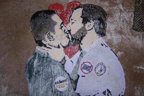 キス:デlマイオ&サルヴィーニ700pic