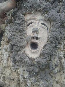 泣き顔土中の甕に300pic