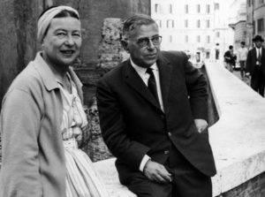 Simone De Beauvoir e Jean-Paul Sartre300