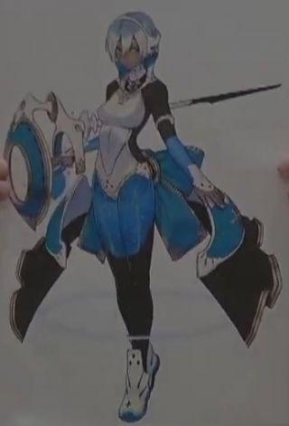 [テラバトル]しかし相変わらず井川キャラはポーズ変わっただけだなw