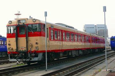 キハ66&67 国鉄急行色