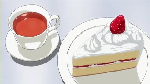照が買ってきたケーキ
