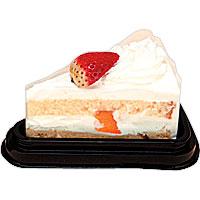 ショートケーキ(260円)