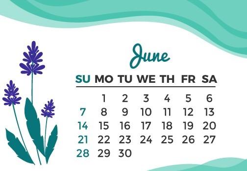 花の2020カレンダー (3)