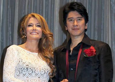 川崎麻世、カイヤとの離婚訴訟起こしていた90年に結婚、その後は別居婚続く