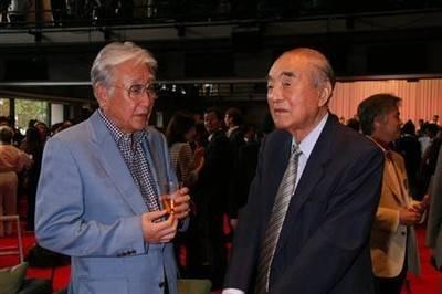 浅利慶太さん死去中曽根康弘元首相「政治、文化など夜更けまで話した」