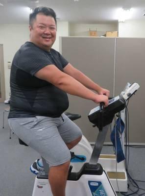 ブラマヨ小杉挑戦の前に体力測定体脂肪率46・7%にトレーナー絶句「この数字で走りきった人は…」