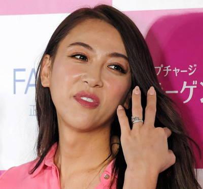 [GENKING]GENKING、交際男性と破局5月には左薬指に指輪も…「大好きでした」