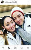安藤美姫さん、チャン・グンソクと密着ツーショット「気さくで優しい人でした」