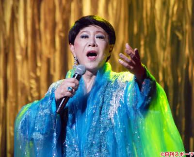 美川憲一、芸能界の引退ラッシュに「私はしぶとい」