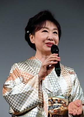 三田佳子4度目逮捕の次男保釈後、初の公の場「清濁合わせもって人生」