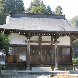 飯豊山神社