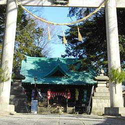 下館羽黒神社