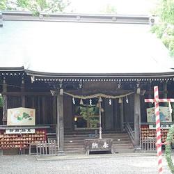 横山八幡宮