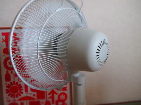 ±0プラスマイナスゼロ扇風機
