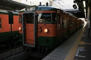 湘南電車?
