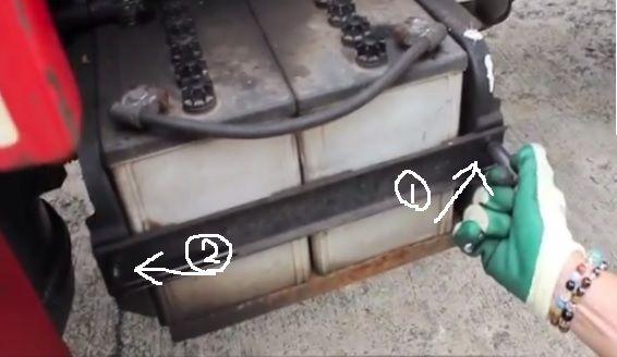 24 ボルト バッテリー 繋ぎ 方