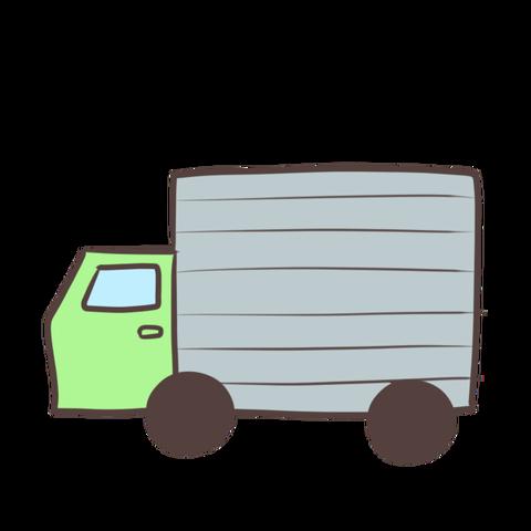 トラック緑