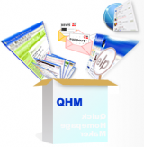 Quick Homepage Maker Professional (QHM-Pro、QHMプロ)