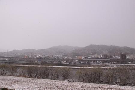 2009年12月31日雪景色