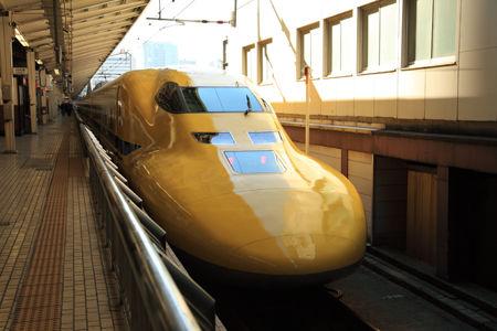 東京駅_ドクターイエロー