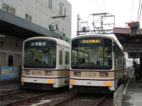 阪堺電軌 あびこ道0326_result
