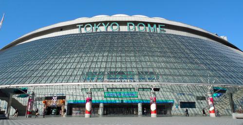 東京ドーム・バナーフリー素材