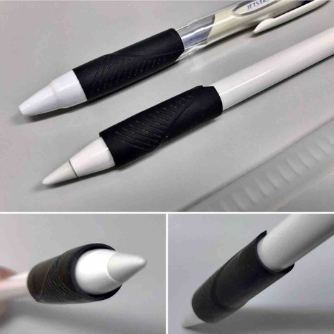Apple Pencilにジェットストリームのグリップがピッタリだった!