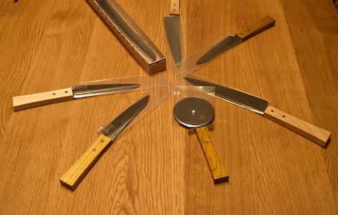 morinokiナイフ